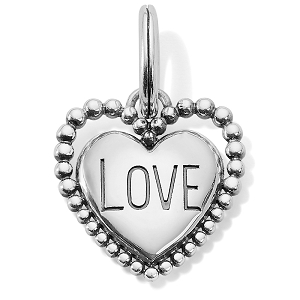 Beaded Love Charm JC5550