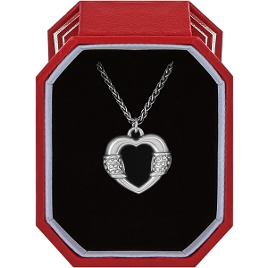 Meridian Linx Petite Heart Necklace Gift Box JD1281