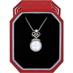 Alcazar Pearl Short Necklace Gift Box JD1410