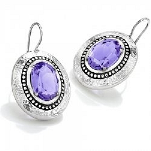 Grateful French Wire Earrings Tanzanite JE7830