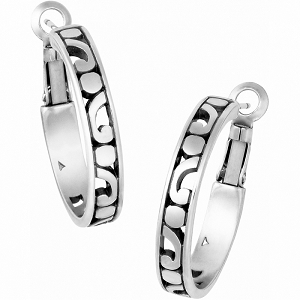 Contempo Small Hoop Earring JE9710