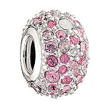 Jeweled Kaleidoscope Pink Swarovski  2025-0560
