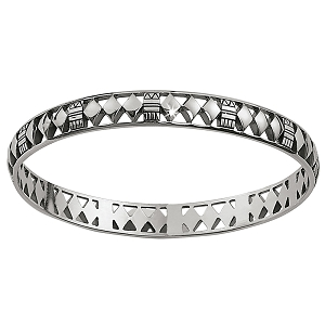 Africa Stories Basket Bangle JF5711