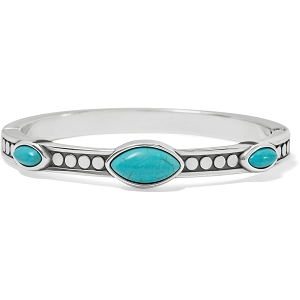 Pebble Dot Dream Hinged Bangle JF8443