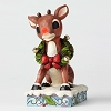 Jim Shore Lighted Rudolph with Light 6001056
