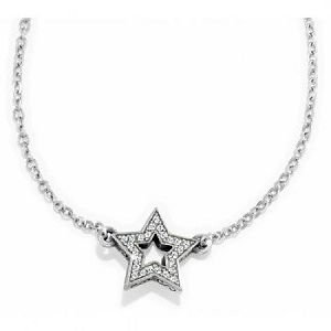 Starry Night Star Necklace JL1422