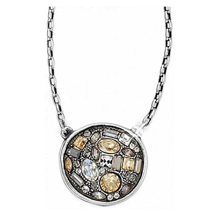 B You Round Necklace JL2232