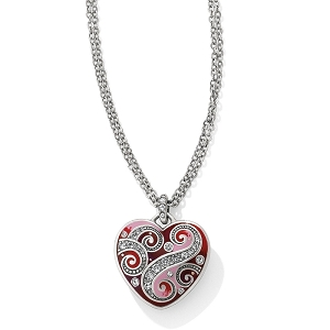Bella Love Petite Heart Necklace JL7313