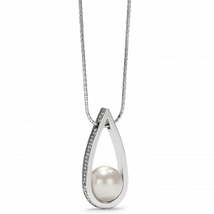 Chara Ellipse Spin Long Necklace JL8243