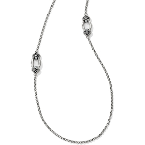Alcazar Orbit Long Necklace JL8470