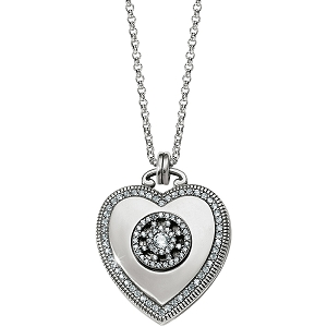 Illumina Small Heart Locket Necklace JL9231