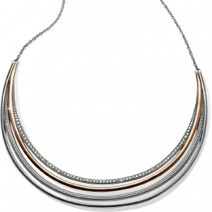 Neptune's Rings Collar Necklace JL9552