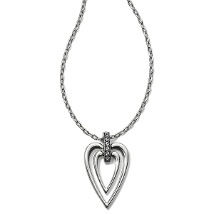 Meridian Swing Petite Heart Necklace JM0621