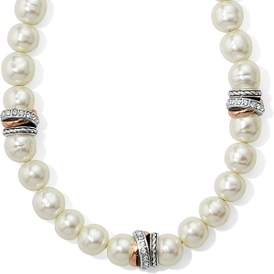 Neptune's Rings Pearl Short Necklace JA104A