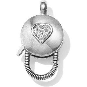 Diamonds N' Hearts Reversible Charm Connector JM1281
