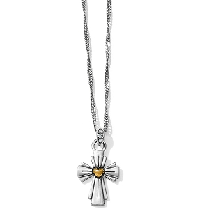 Wayfarers Cross Necklace JM1712