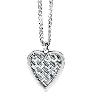 Love Cage Heart Convertible Necklace JM2501