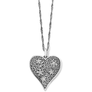 Baroness Fiori Heart Convertible Necklace JM2821