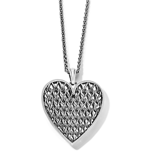 Delicate Memories Heart Necklace JM3160