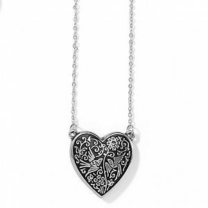 Moonlight Garden Heart Necklace JM3623