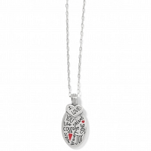 Give Love Grow Necklace JM3933