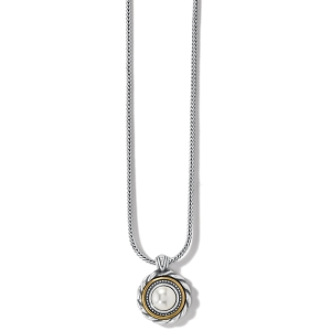 Meridian Golden Pearl Short Necklace JM3953