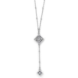 Illumina Diamond Y Necklace JM4501