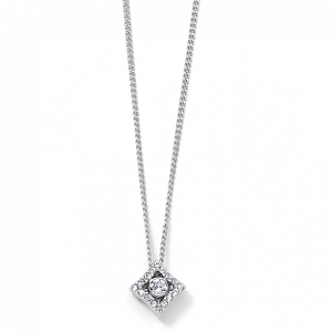 Illumina Diamond Petite Necklace JM4651