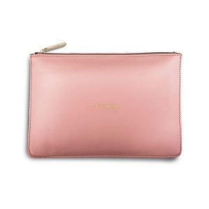 Perfect Pouch Pretty In Pink Soft Pink KLB037