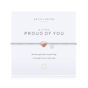 A Little Proud Of You Bracelet KLJ1657