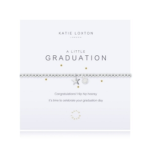 A Little Graduation Bracelet KLJ1658