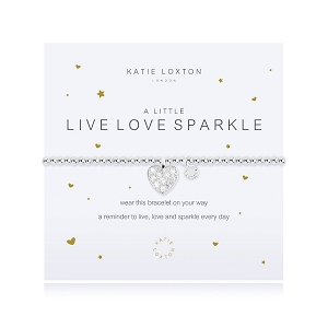 A Little Live Love Sparkle Bracelet KLJ2106