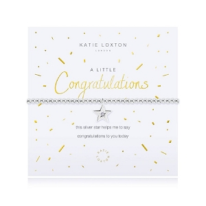 A Little Congratulations Bracelet KLJ2699