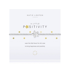 A Little Positivity Bracelet KLJ2703