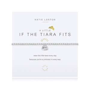 A Little If The Tiara Fits Bracelet KLJ3091