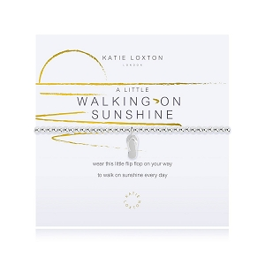 A Little Walking On Sunshine Bracelet KLJ3109
