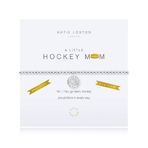 A Little Hockey Mom Bracelet KLS3135
