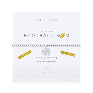 A Little Football Mom Bracelet KLS3136