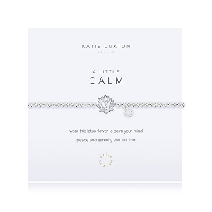 A Little Calm Bracelet KLJ330