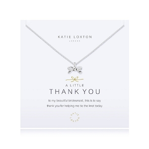 A Little Thank You (Bridesmaid) Necklace KLJ481