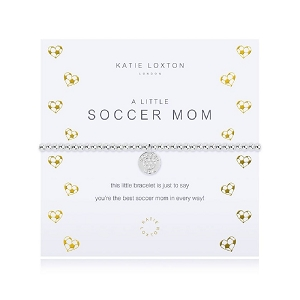 A Little Soccer Mom Bracelet KLS2913