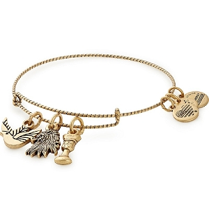 Game of Thrones Lannister Charm Bangle Rafaelian Gold