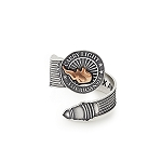 Liberty Copper Carry Light Spoon Ring