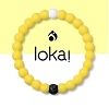 Lokai Yellow Bracelet Extra Large