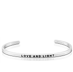 Love and Light Silver