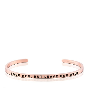Love Her, But Leave Her Wild Rose Gold