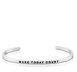 Make Today Count Silver