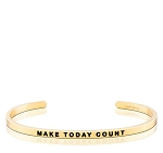 Make Today Count Gold
