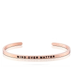 Mind Over Matter Rose Gold