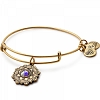 Mother Of The Bride Charm Bangle Rafaelian Gold